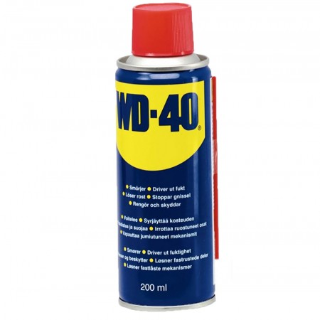 WD40 200ml Multispray aerosol
