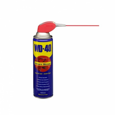 WD40 450ml Multispray smart straw